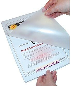 Easy to use pouch laminators come in A3 down to ID card laminating.