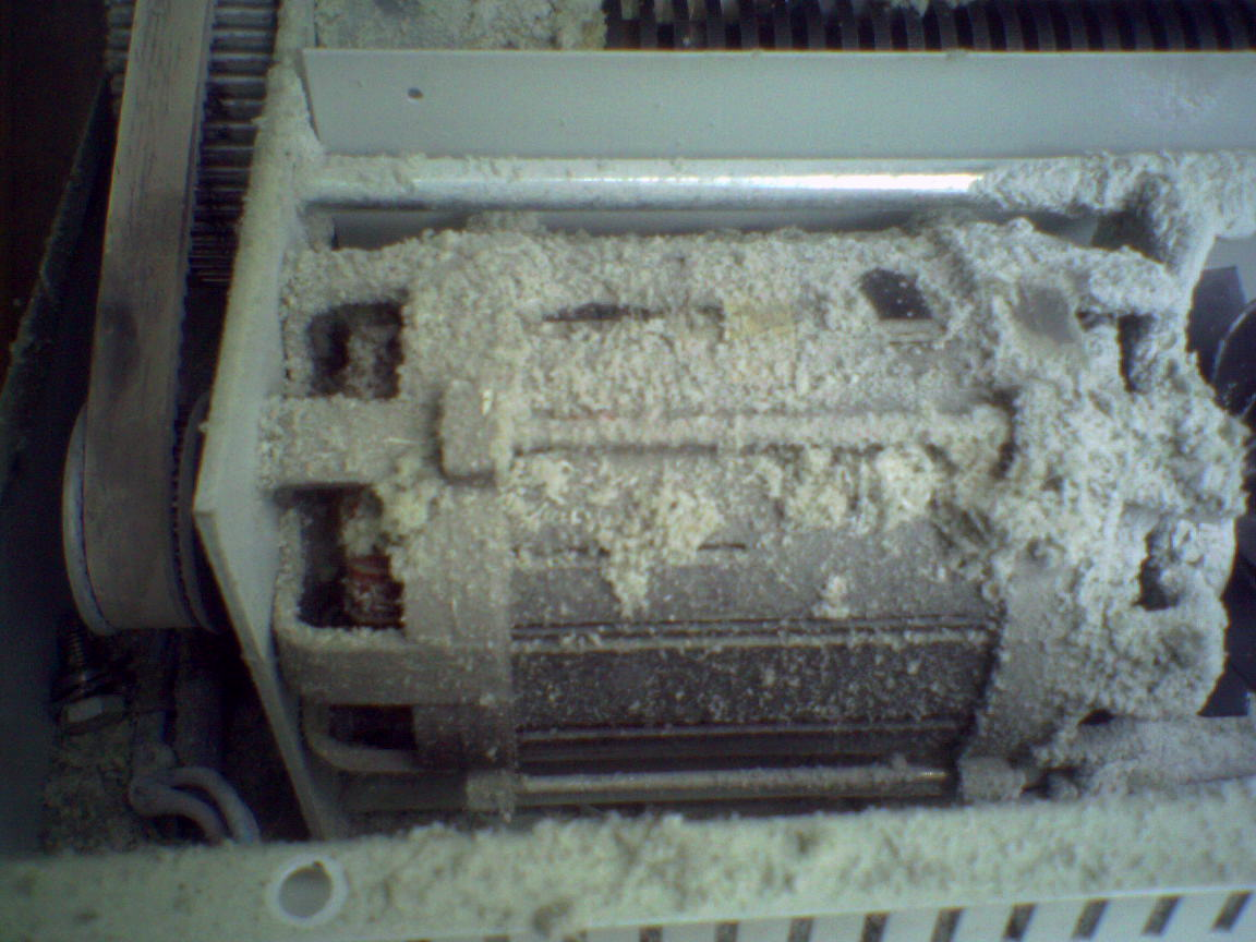 avoid dust when laminating how to